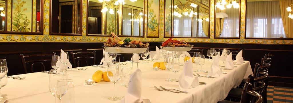 bankette cazes Lipp Zürich Brasserie Restaurant seminarräume sitzungszimmer banketträume Besprechungsräume seminar events