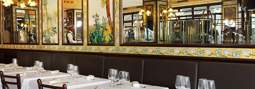 Geschichte Brasserie Lipp